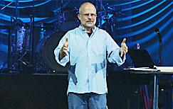 Rev. Chuck Blair, Senior Pastor of NewChurchLIVE.