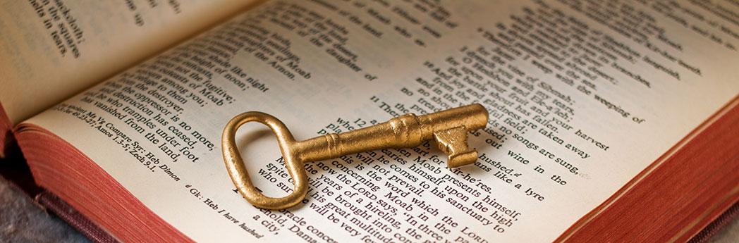 Bible-unlocked-shutterstock_67334470