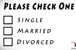 SingleMarriedDivorced