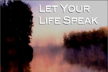 Let-your-life-speak