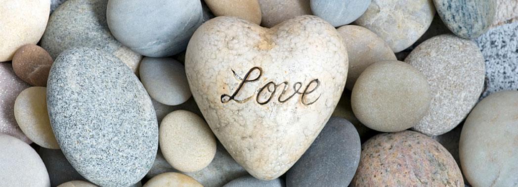 Love-pebbles