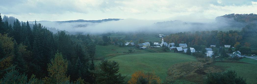Misty-village