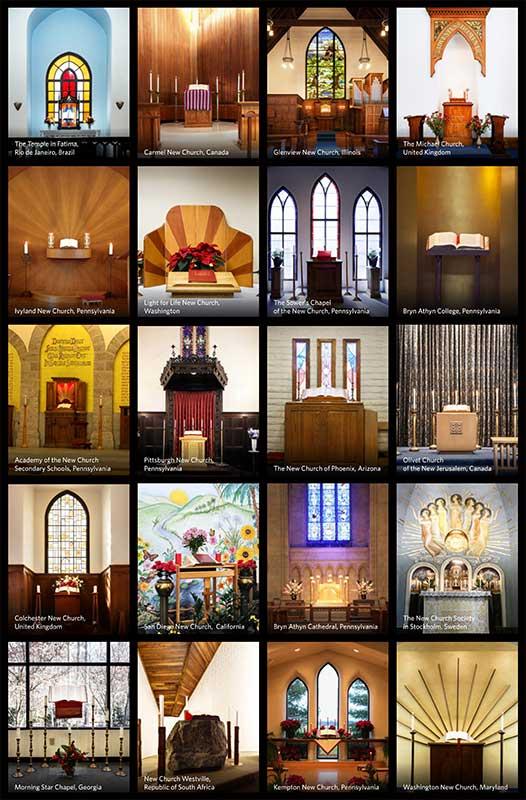 Church chancels